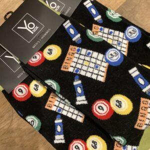 Bingo - Homme Gr 7-12