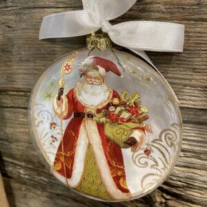 Ornement Père Noel