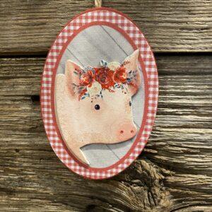 Ornement Cochon