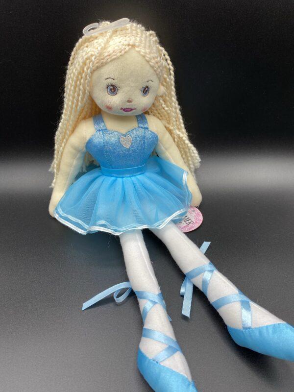 Ballerine - Bleu