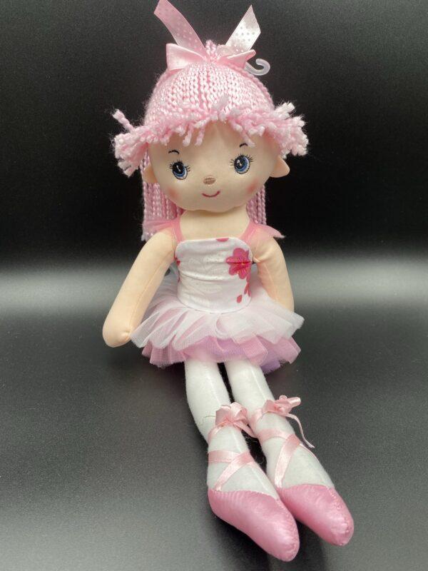 Ballerine - Blanc/rose